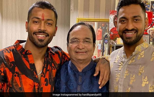 Hardik And Krunal Pandyas Father Dies, Virat And Other Send Condolences