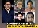 Video : Gag On The Gig: What Comedians Think of Stand-up Comic's Arrest