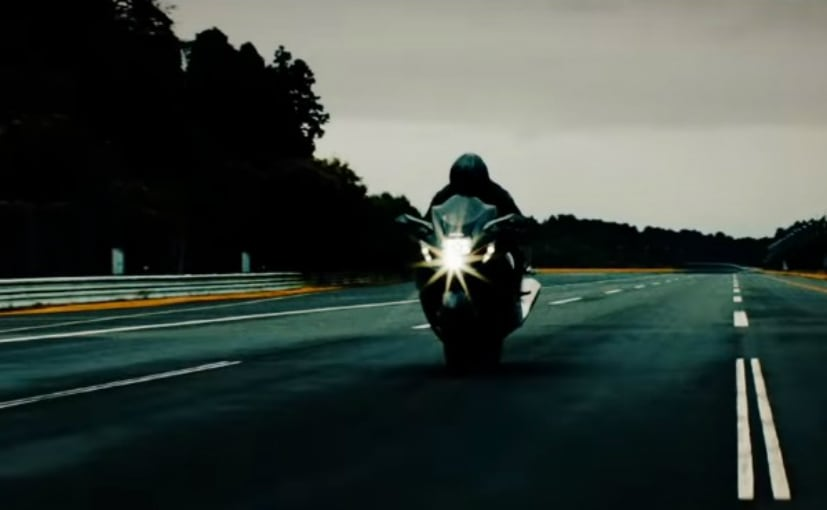 Suzuki releases teaser video of updated Suzuki Hayabusa
