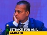 Video : Accounts of Anil Ambani's Reliance Companies Declared Fraud: SBI To Delhi High Court