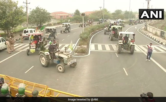 Farmer Protest: Eighth Round Of Talks With Government Today