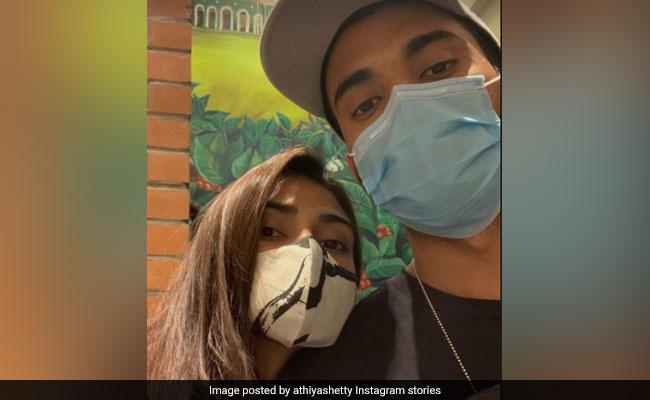 Viral: Athiya Shetty's Unseen Pic With Rumoured Boyfriend KL Rahul