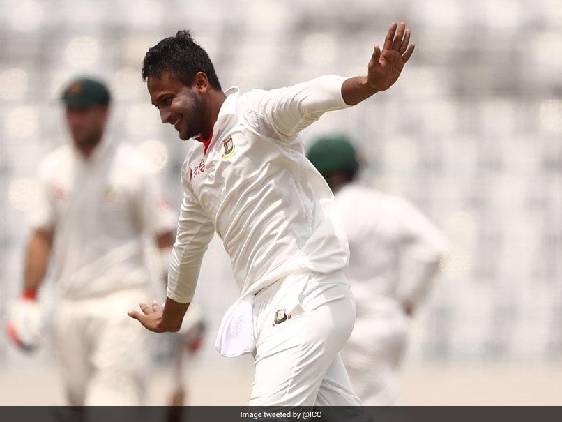 Bangladesh vs West Indies: Shakib Al Hasan Returns To Test Squad