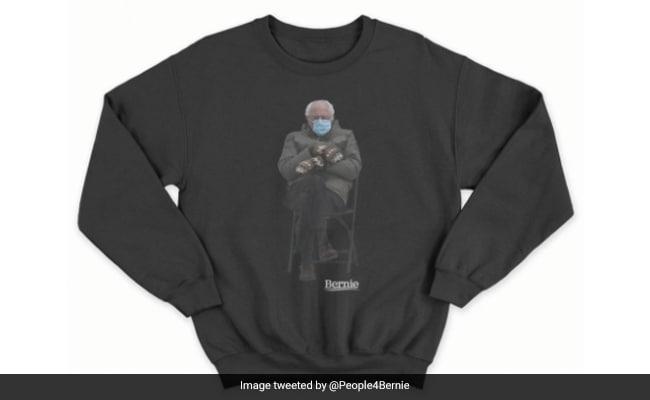 मीम के बाद सोशल मीडिया पर छाया Bernie Sanders का Sweatshirt, पलक झपकते ही बिक भी गया
