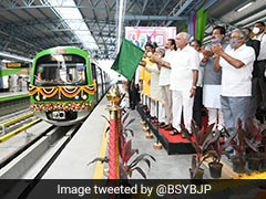 New 6-Km Metro Line Inaugurated In Bengaluru, Public Access From Today