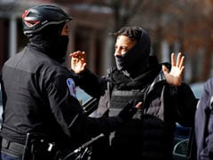 US Police Seize Guns From Black Men At Virginia Rally For Gun Rights