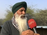 Video : Farmer Who Broke First Barricade Defends Move, Denies Going To Red Fort
