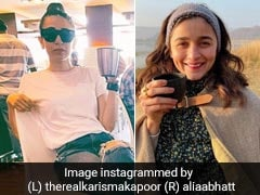 Karisma Kapoor To Alia Bhatt: 5 Bollywood Celebrities Who Love Coffee