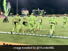 """Big Bash League: """"Challenger"""" Moved From Perth To Canberra"""