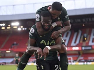 """Incredible"" Tanguy Ndombele Shines As Tottenham Hotspur Move Back Into Title Race"