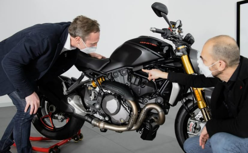 , Ducati Delivers 350,000th Ducati Monster, Indian & World Live Breaking News Coverage And Updates