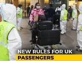 Video : Health Ministry's New Rules For UK Passengers As Flights Resume January 8