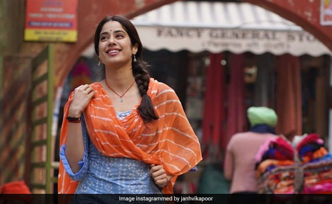 Good Luck Jerry: Janhvi Kapoor Is A Happy-Go-Lucky Soul In First Look Of Her New Film