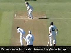 NZ Vs Pak: केन विलियमसन ने चौका मारकर जड़ा शतक, पाकिस्तानी गेंदबाजों की ऐसे की पिटाई - देखें Video
