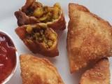 Video: How To Make Aloo Samosa | Easy Aloo Samosa Recipe Video