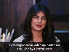 Watch: Priyanka Chopra Jonas Reveals Her Favourite Indian Foods And Her Love For Spice