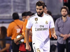 Defender Nacho Fernandez Positive For Covid-19, Say Real Madrid