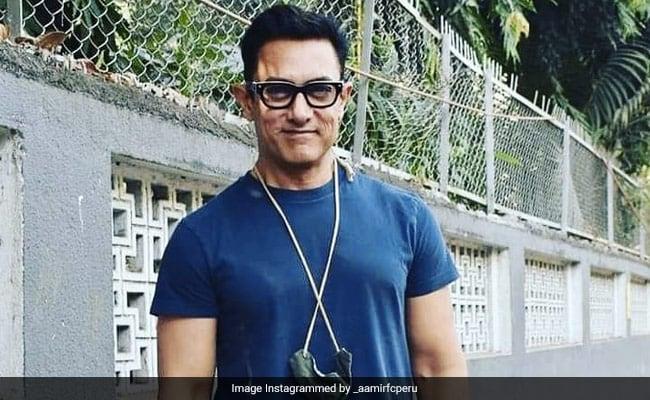 आमिर खान ने पुराने दोस्त के लिए शूटिंग से निकाला समय, स्पेशल गाने को शूट करने जयपुर पहुंचे