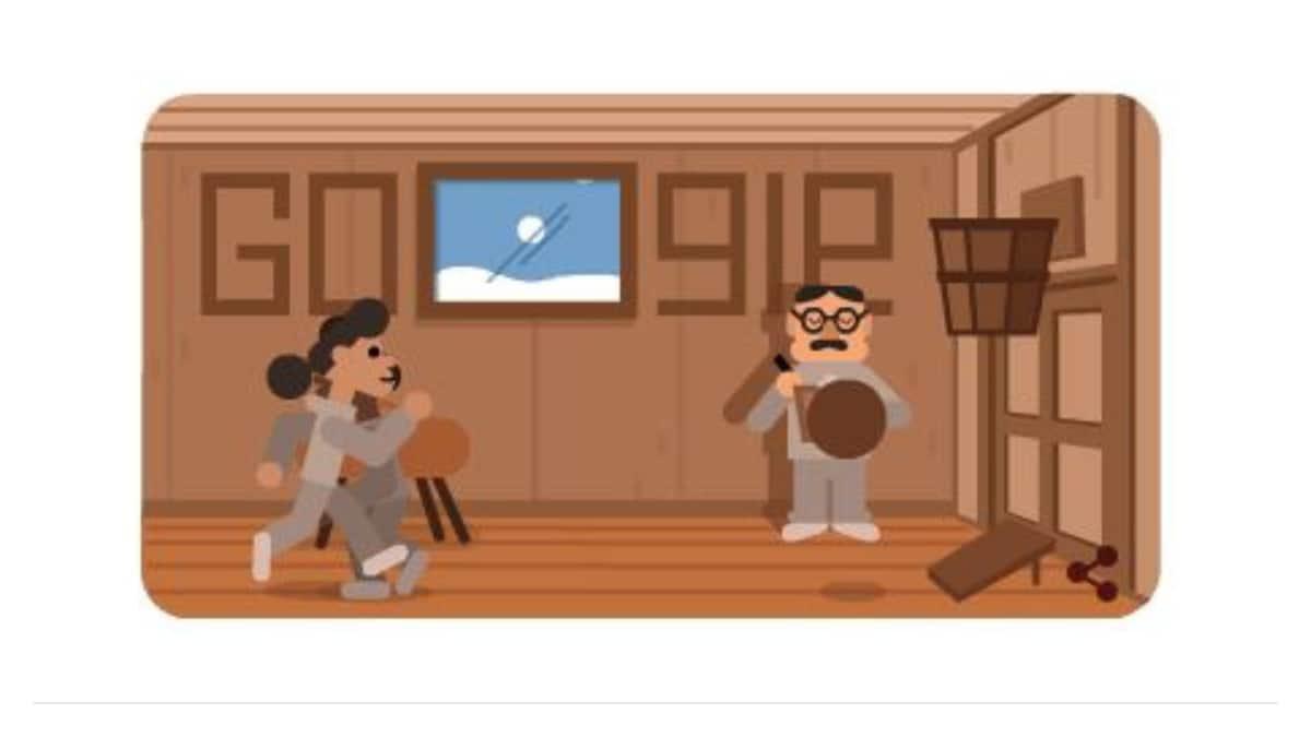 Basketball के जनक के नाम है आज का एनिमेटिड Google Doogle