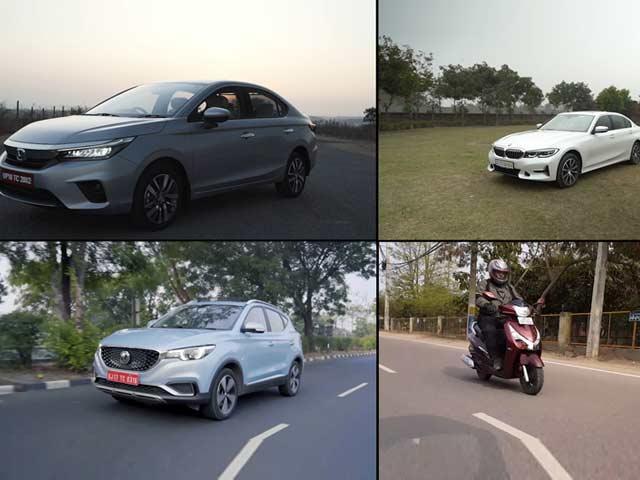Videos : Raftaar Rebooted Episode 29   BMW 3 series Gran Limousine   CNB Viewers choice nominees
