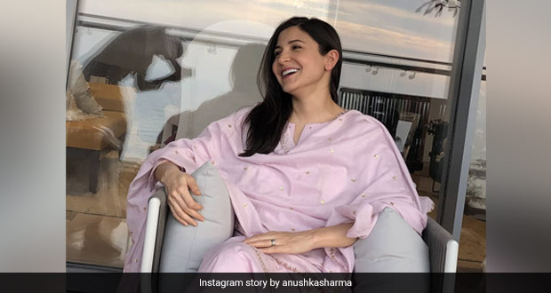 New Mom Anushka Sharma Feasted On 'Ultimate Sindhi Brunch' Over The Weekend