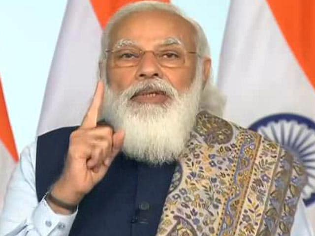 "Video : ""We Clanged Utensils, Lit <i>Diyas</i> To Keep Morale High"": PM Modi"