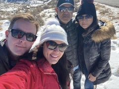 """For Preity Zinta, """"Best Trips Are Road Trips."""" See Her Post"""