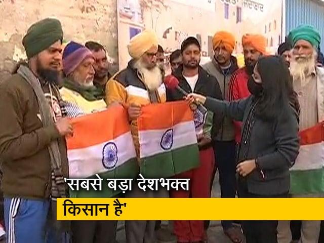 Videos : सिंधु बॉर्डर पर किसानों ने कहा- किसी भी सरकार ने हमारी तरफ ध्यान नहीं दिया