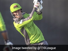 Abu Dhabi T10: Clinical Qalandars Defeat Pune Devils By Nine Wickets