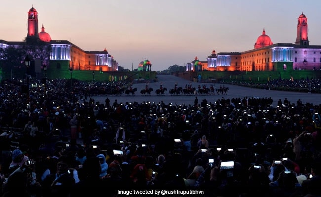 Beating Retreat: New Victory Song, Swarnim Vijay To Be Played, Here It Is