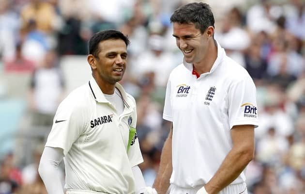Kevin Pietersen Shares Rahul Dravids Email For England Duo To Take Tips