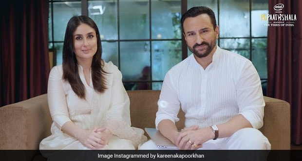 Inside Kareena Kapoor And Saif Ali Khan's New Year's Eve Dinner With Soha, Kunal And Others