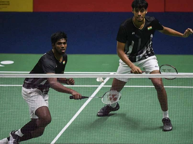 Thailand Open: Satwiksairaj Rankireddy-Chirag Shetty Go Down Fighting In Mens Doubles Semis