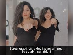 'द कपिल शर्मा शो' की चिंकी मिंकी ने अंग्रेजी गाने पर डांस करते हुए यूं बदले लुक्स, खूब Viral हो रहा है Video