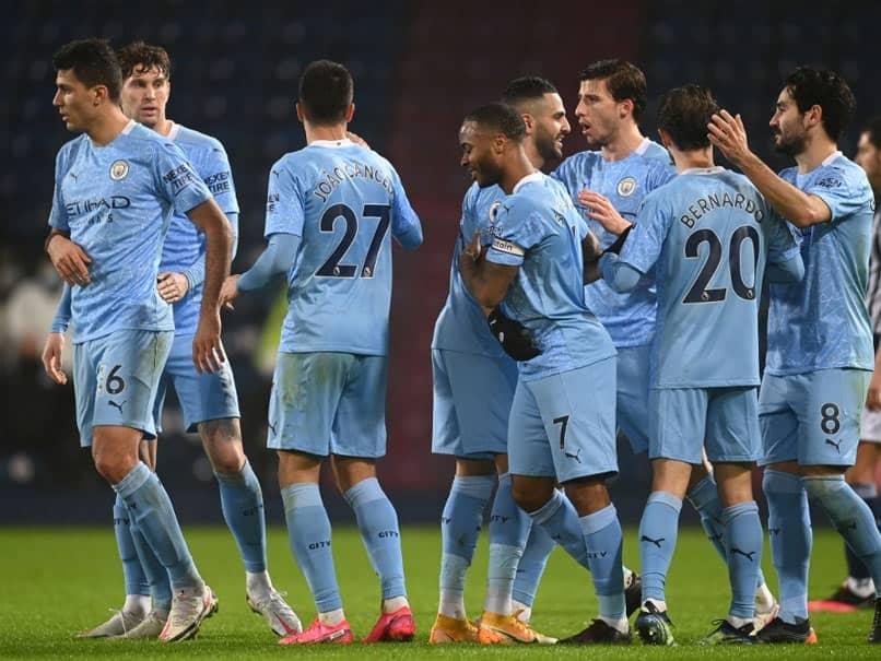 Manchester City Threaten To Turn Premier League Race Into Procession Football News