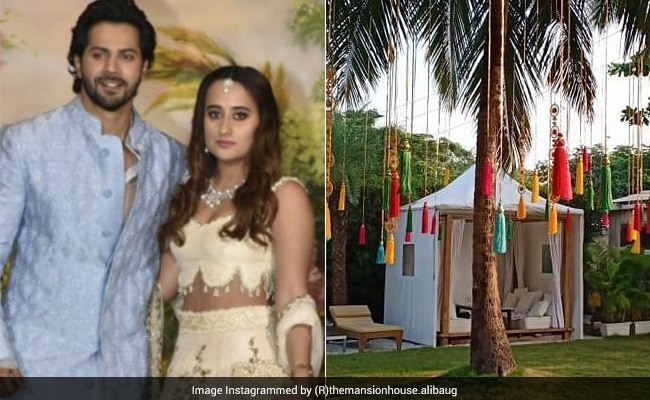 Varun Dhawan-Natasha Dalal's Wedding Venue: Inside The Alibaug Resort