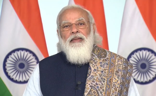 Disaster Resilient Infrastructure Need Of The Hour: PM Modi On Climate Change