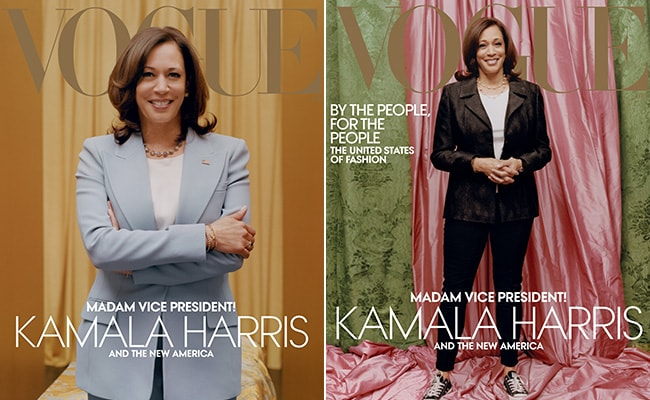 Vogue To Release New Kamala Harris Cover After Original Sparks Controversy