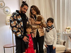 """I See My Reflection In You"": Ayushmann Khurrana's Adorable Birthday Wish For Son Virajveer"