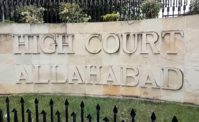 Allahabad High Court Relief To Man Charged For Facebook Post On Wife's Death