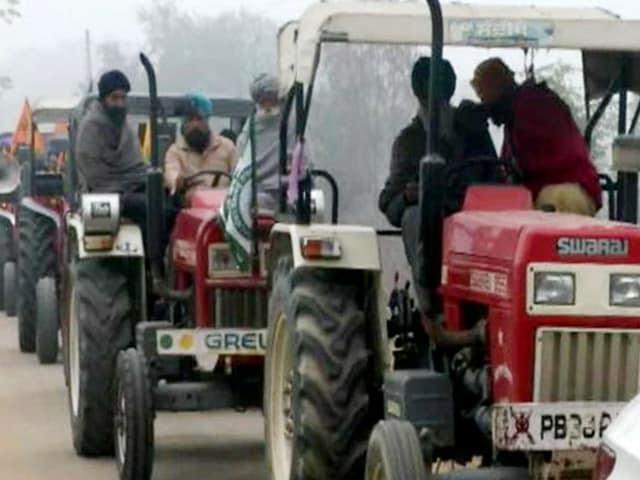 राजपथ जैसा ही होगा ट्रैक्टर परेड का नजारा, सभी राज्यों के किसान निकालेंगे अलग-अलग झांकियां, मुंबई में भी जुट रहे किसान