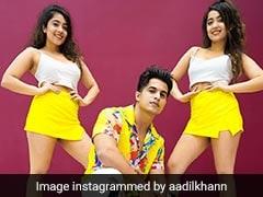 चिंकी मिंकी ने आदिल खान के साथ 'शोना शोना' पर यूं किया डांस, बार-बार देखा जा रहा है Video