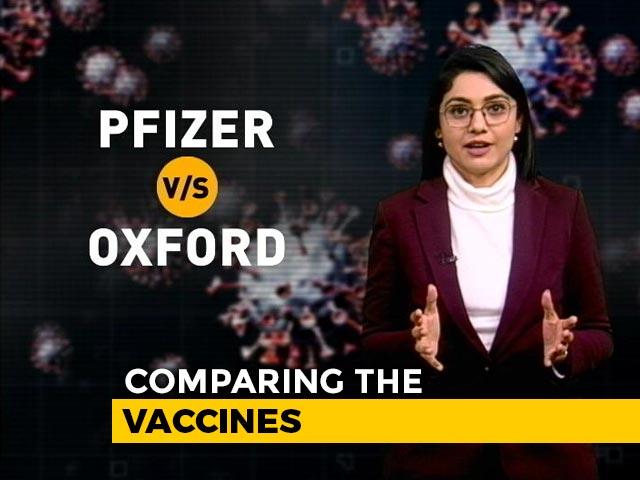 Video : Head To Head: The Oxford And Pfizer Covid Vaccines Compared
