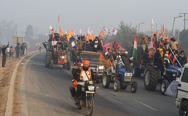 Delhi Police Detain 15 More Over Tractor Rally Violence On Republic Day