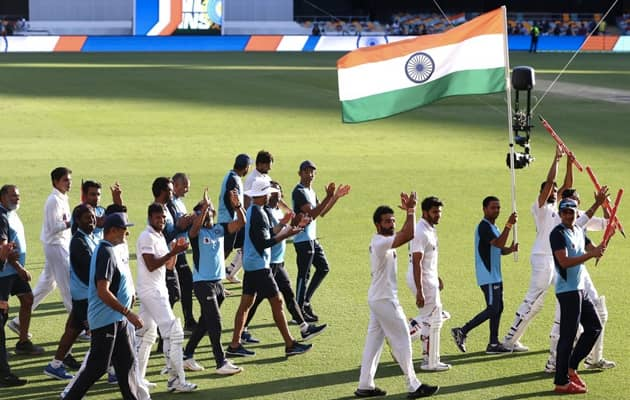 India Go Top Of World Test Championship Table With Gabba Win