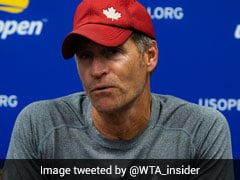 Bianca Andreescu's Coach Sylvain Bruneau Says He Tested Positive On Australian Open's Abu Dhabi Flight