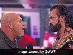 Goldberg Returns To WWE Raw, Challenges Drew McIntyre For WWE Championship At Royal Rumble