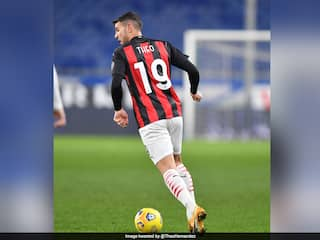 """AC Milans Theo Hernandez """"False Positive"""" As Ante Rebic, Rade Krunic Recover From COVID-19"""