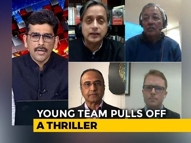 Video : A New Indian Cricket Team Is Born, Against All Odds