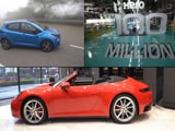 Video : Hero 100 Million, Tata Altroz iTurbo, Porsche Studio